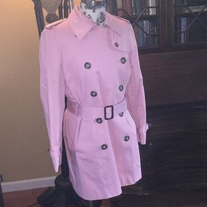Ready for spring? Gorgeous pink coat
